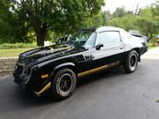 1979 CHEVROLET Chevrolet Camaro Black and Chrome