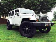 Jeep 2011 Jeep Wrangler Unlimited Sahara Sport Utility 4-Doo