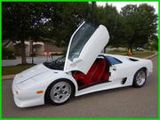 1991 LAMBORGHINI Lamborghini: Diablo 1991 Lamborghini Diablo Coupe